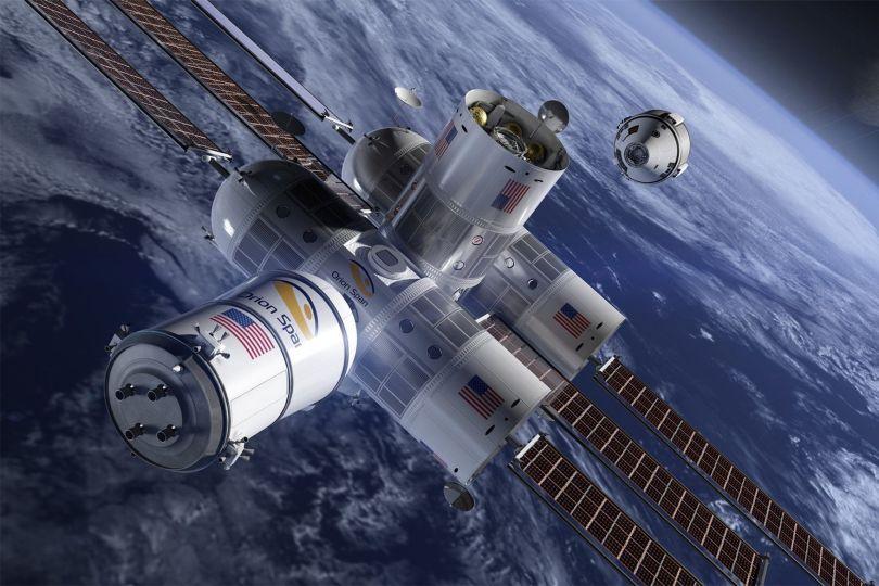 Orion Span - Aurora Station - 1