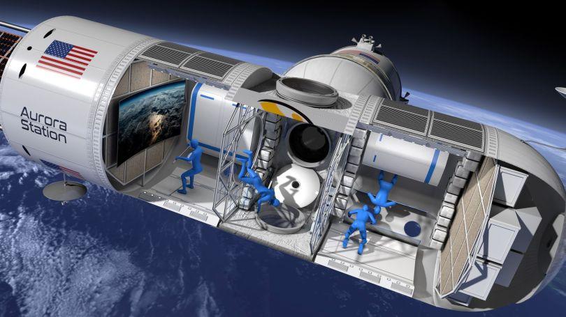Orion Span - Aurora Station - 2