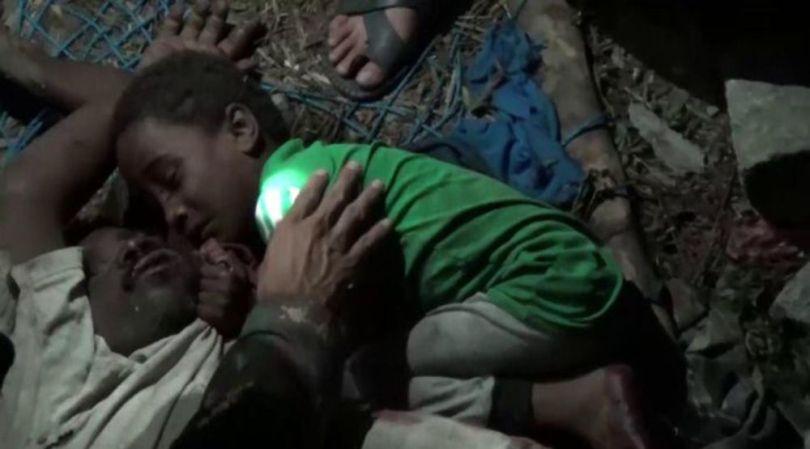 Petit garçon – Yémen - 1