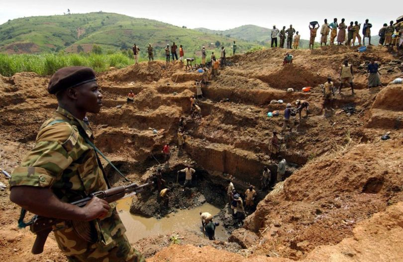 RDC – Minerais – Smartphone - 1