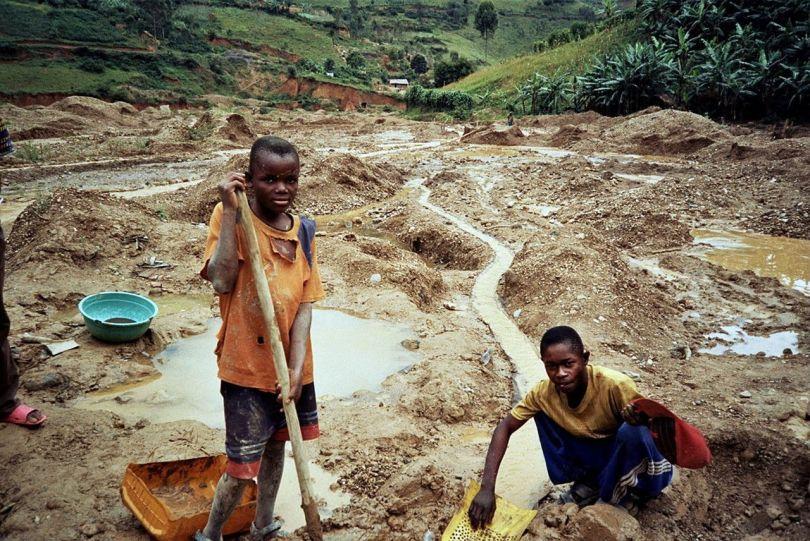 RDC – Minerais – Smartphone – 5