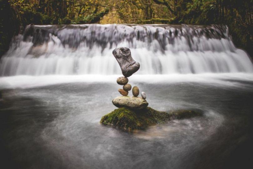 Stone balancing - Manu Topic - 4