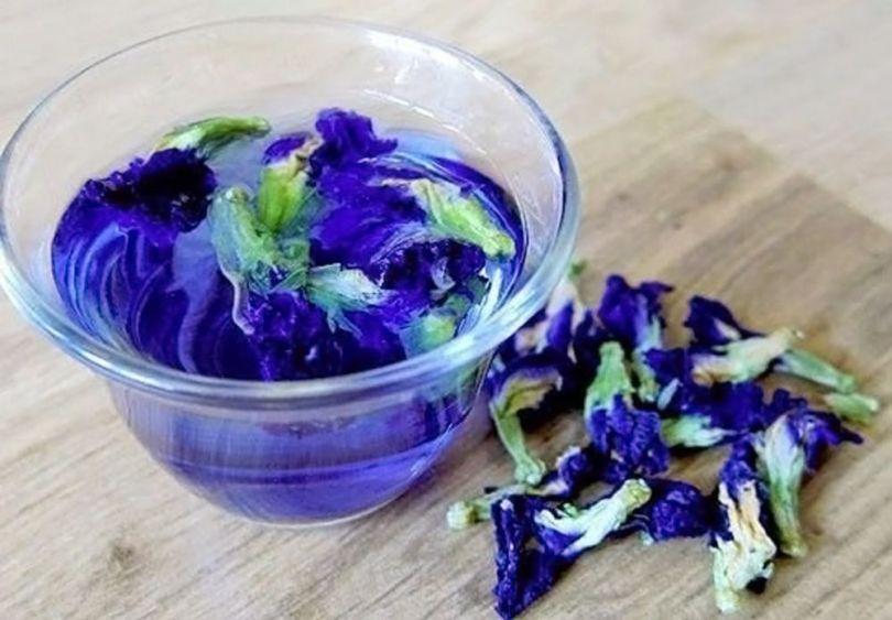 Thé bleu - 5