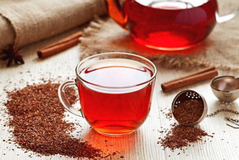 Thé rouge - 4