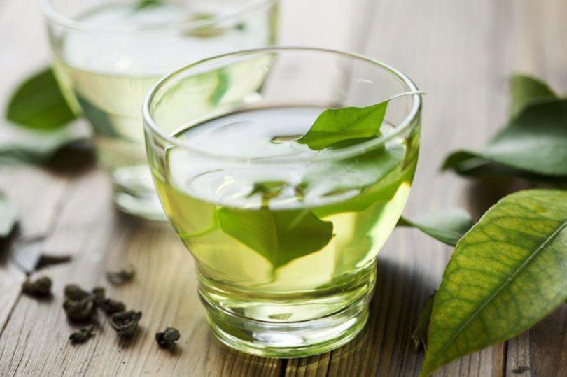 Thé vert - 1