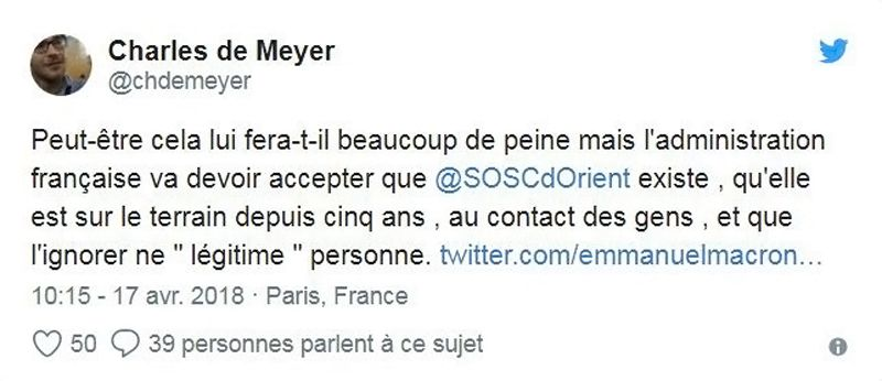 Twitte - Syrie