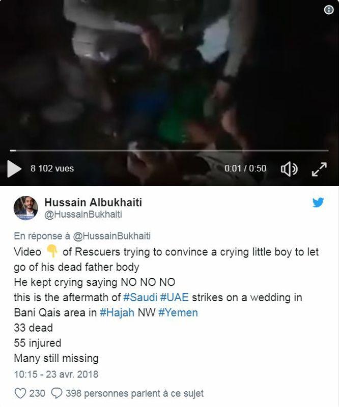 Twitte Yémen