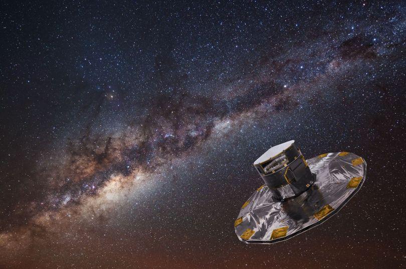 Voie Lactée - Gaia - ESA – 2