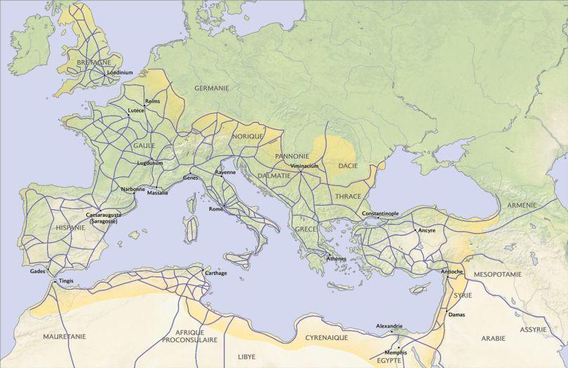Voie romaine - 1