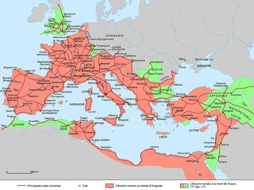 Voie romaine - 2