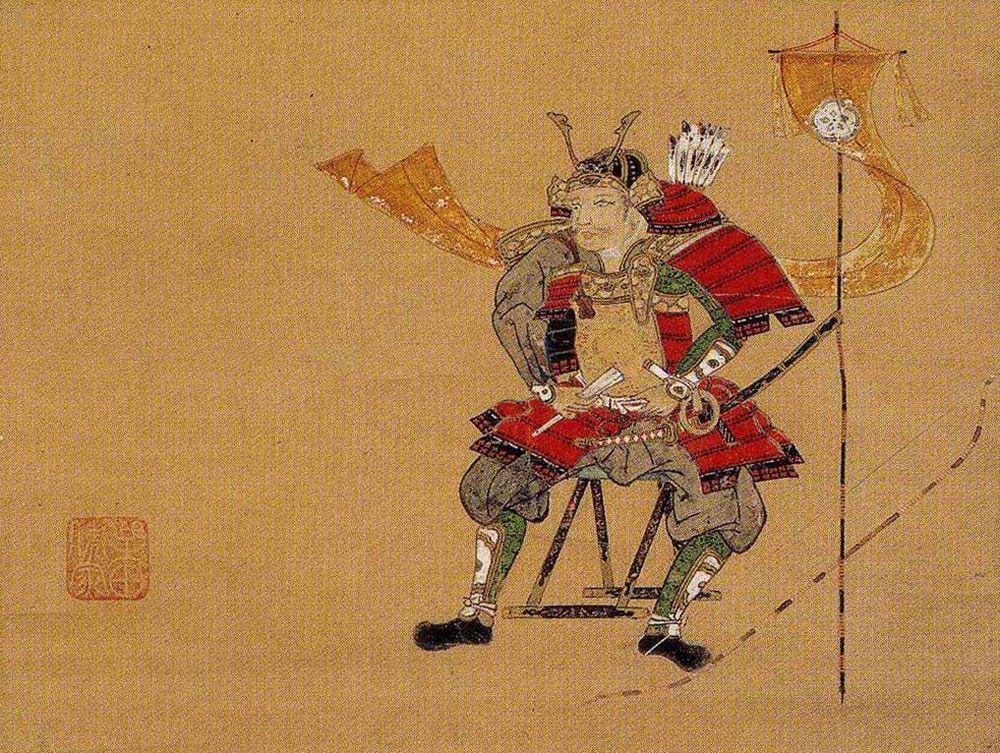 Yakuse – Samouraï noir – Japon - 3