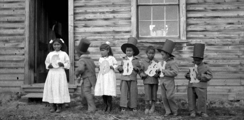 Canada – Enfants autochtones - 1