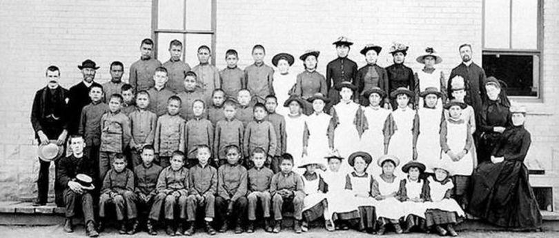 Canada – Enfants autochtones - 2