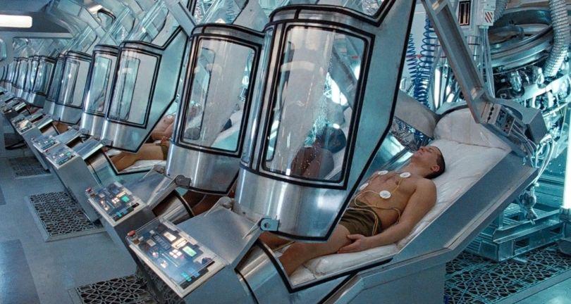 Cosmonaute hibernations