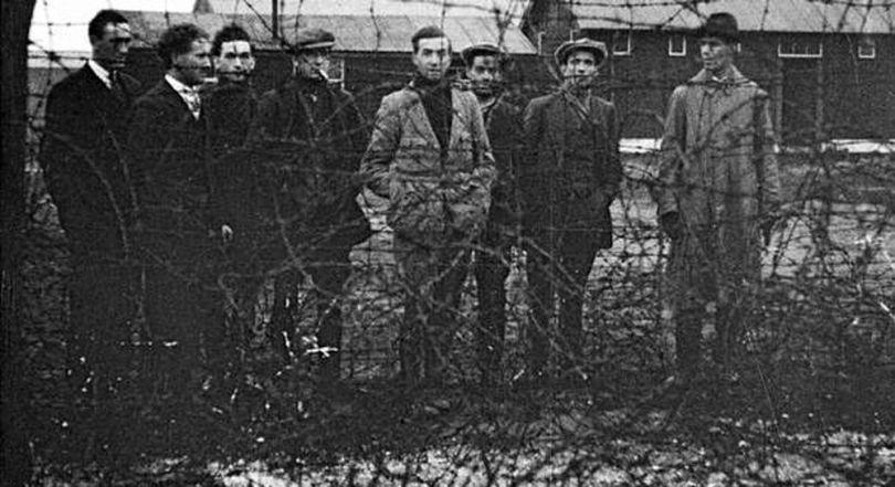 Irlande – Camps d'internement - 1