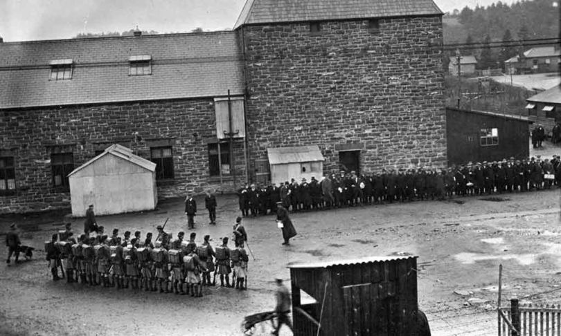 Irlande – Camps d'internement - 2