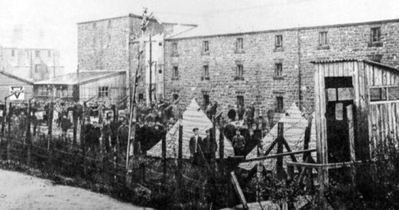 Irlande – Camps d'internement - 3