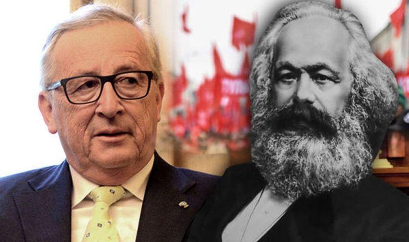 Jean-Claude Juncker - Karl Marx