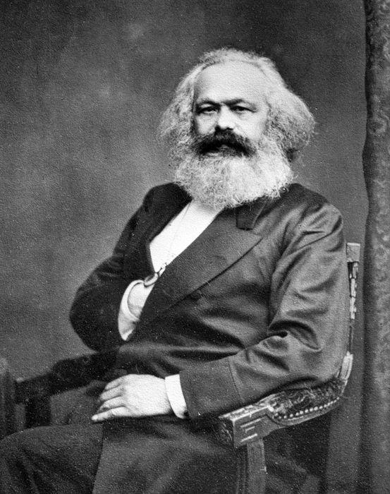 Karl Marx - 3