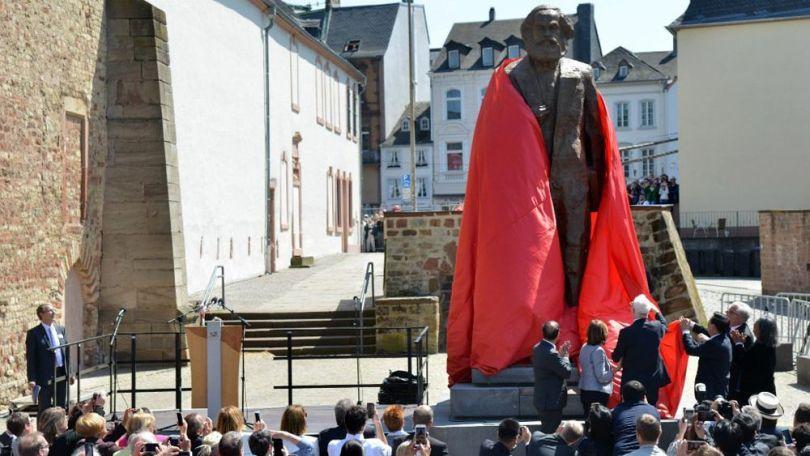 Karl Marx – Commémoration