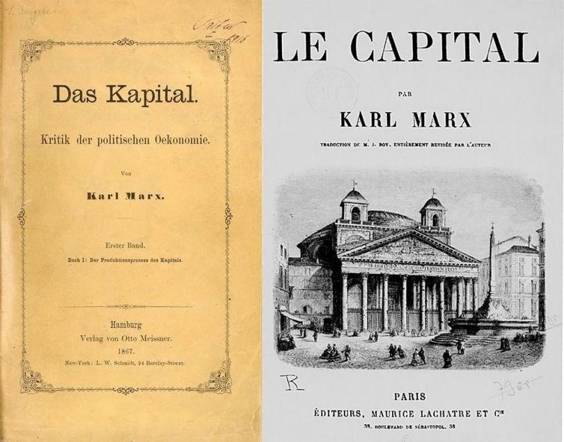 Karl Marx – Le Capital