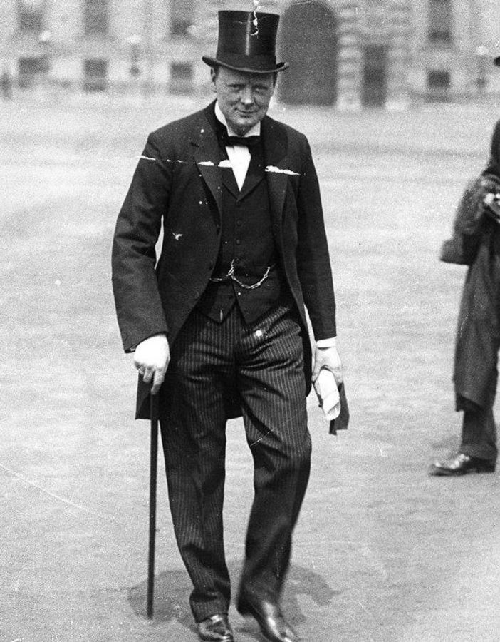 Le dandy psychopathe nommé Churchill