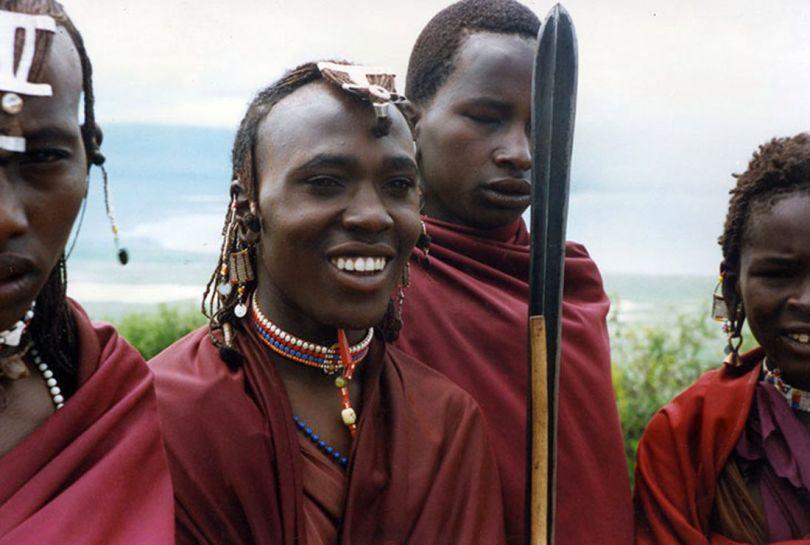 Les Maasaï - 3