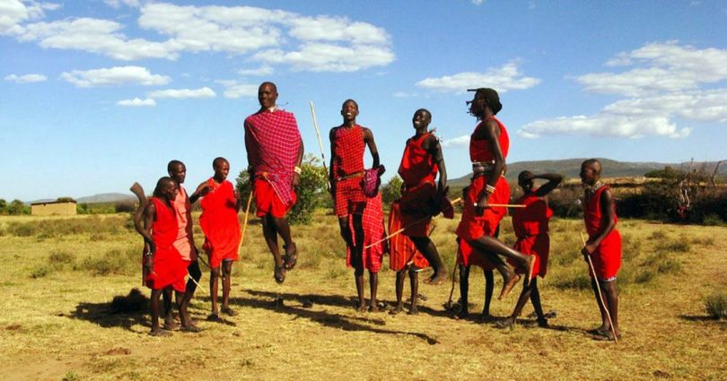 Les Maasaï - 4