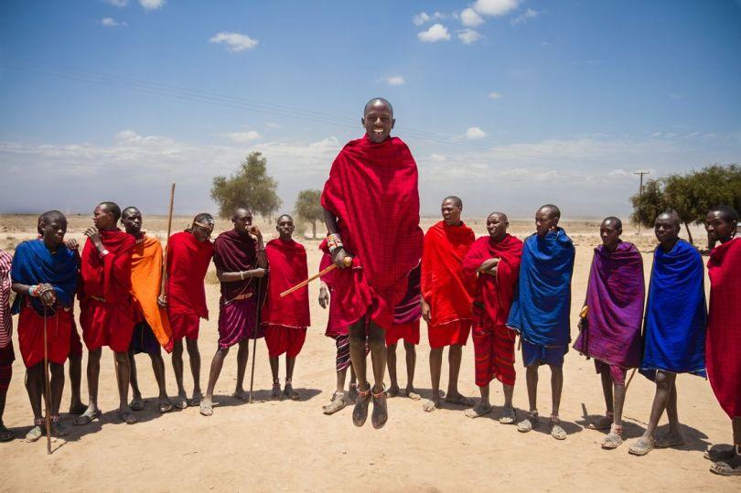 Les Maasaï - 5