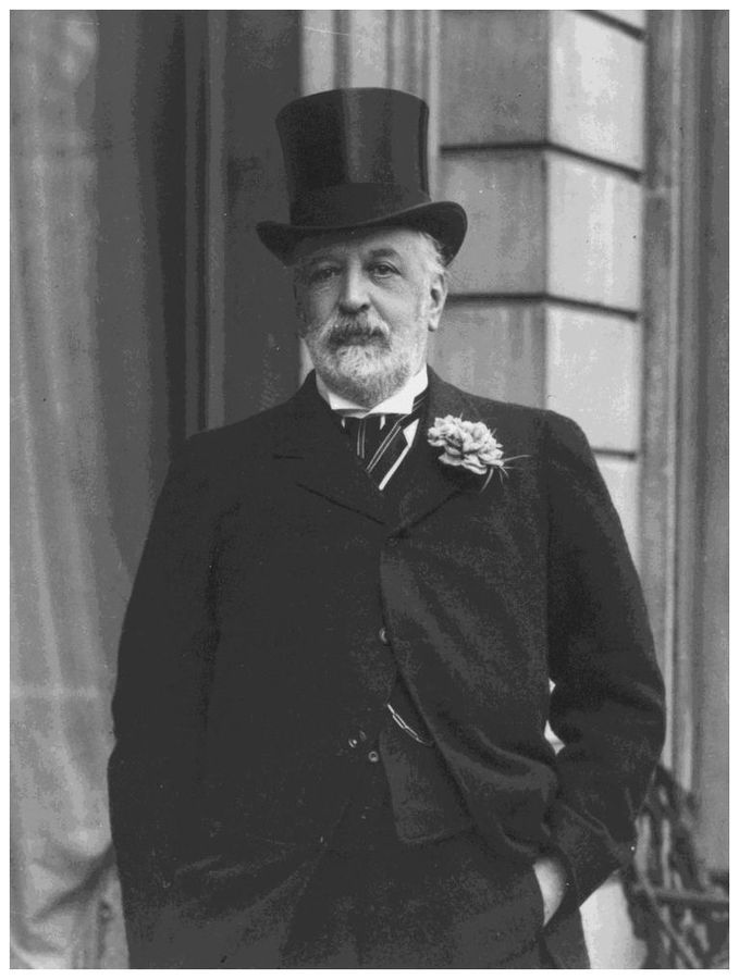 Lord Nathaniel Rothschild (1840-1915)