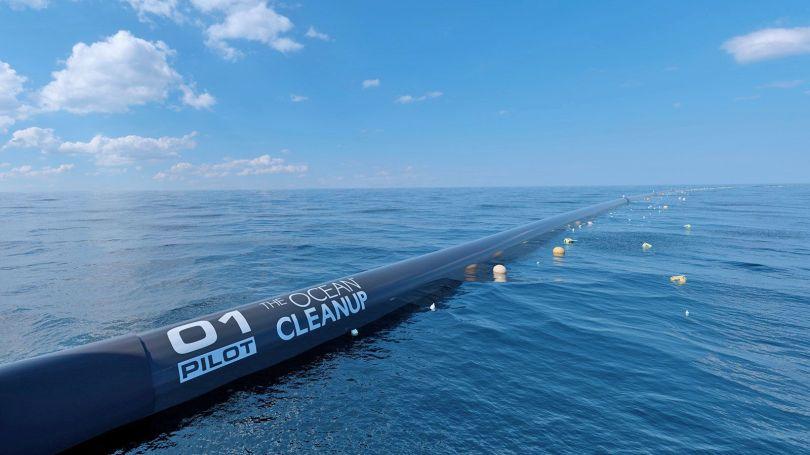 Ocean Cleanup - A