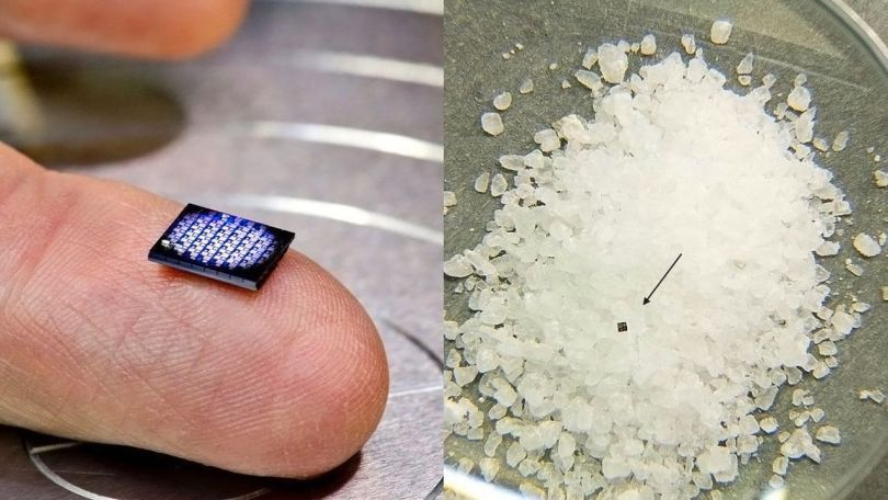Plus petit ordinateur du monde - 2