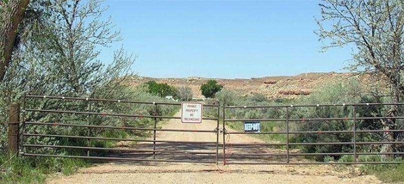 Ranch de l'Utah - 1
