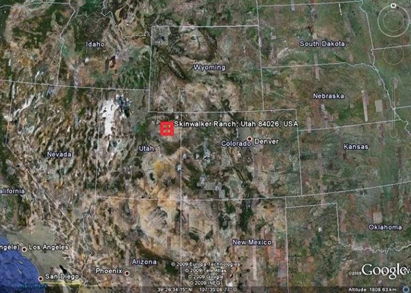 Ranch de l'Utah - 2