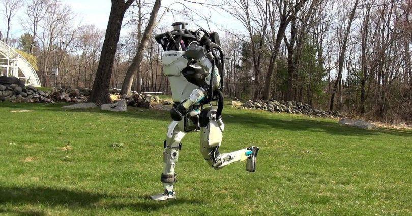 Robot – Atlas - 1