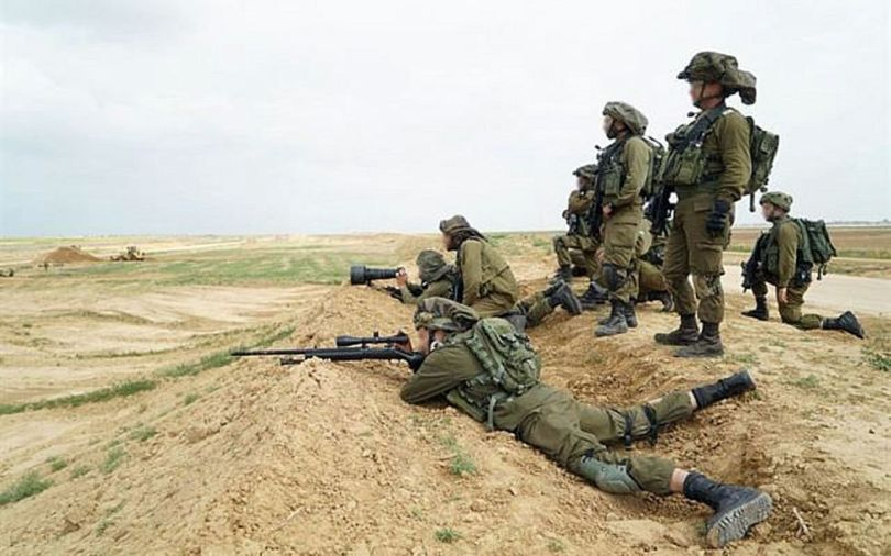 Snipers israéliens