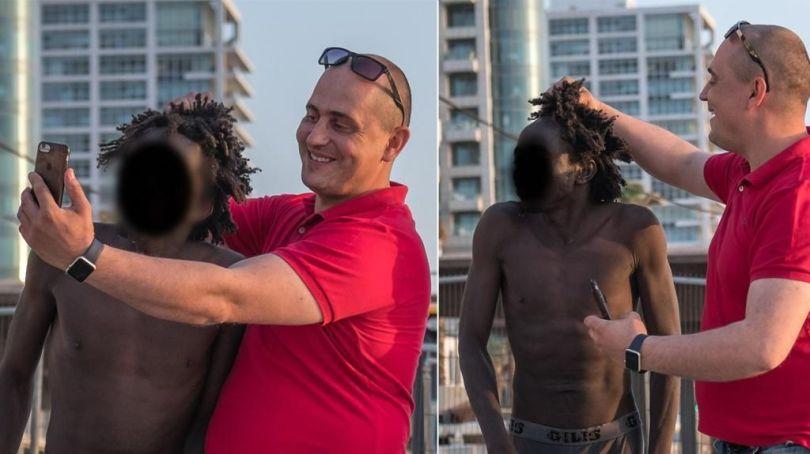 Tel-Aviv – Migrants