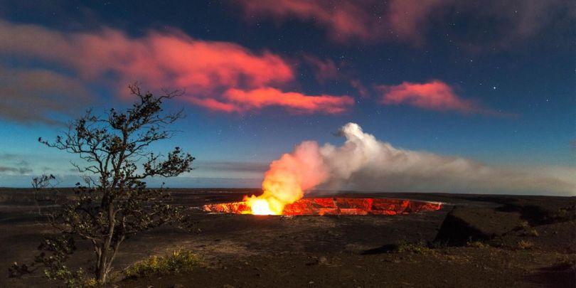 Volcan – Kilauea – Hawaï - 8
