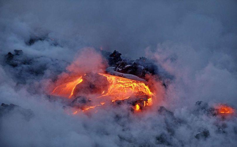 Volcan Kilauea - 1