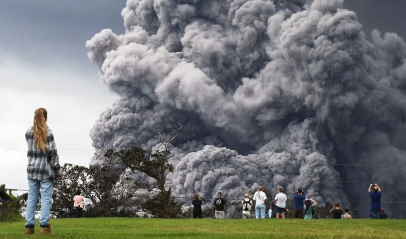 Volcan Kilauea - 2