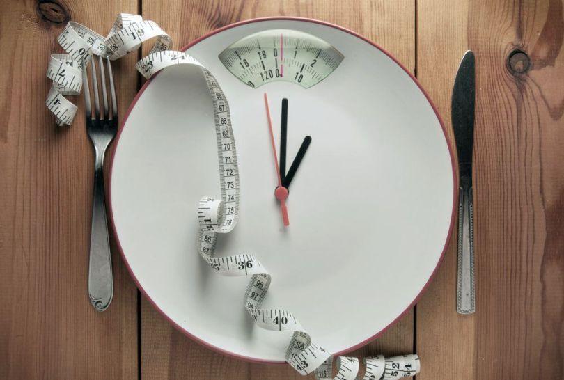 Assiète - Pèse-personne - Horloge