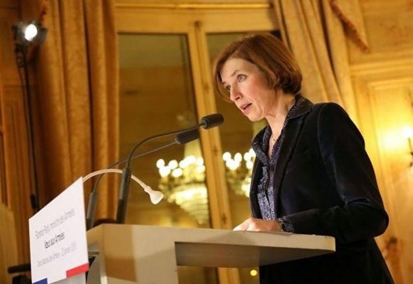 Florence Parly, ministre des Armées