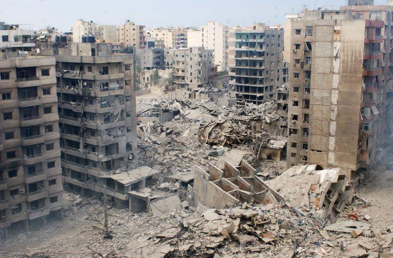 Immeubles - Guerre