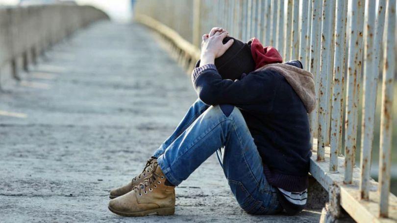 Jeune homme - Pauvreté