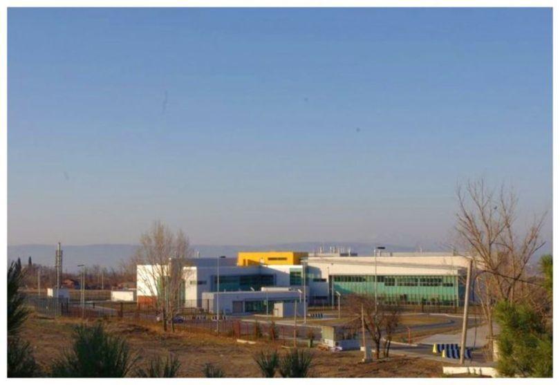 Le Centre Lugar, République de Géorgie