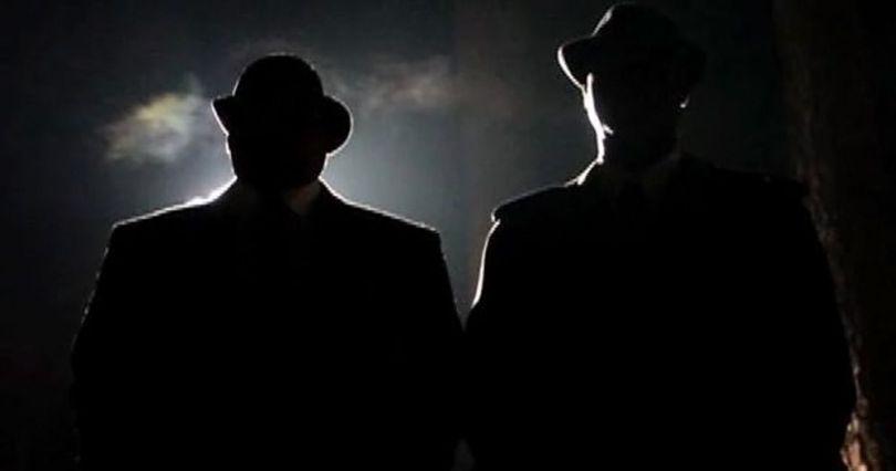 Men in Black - 1