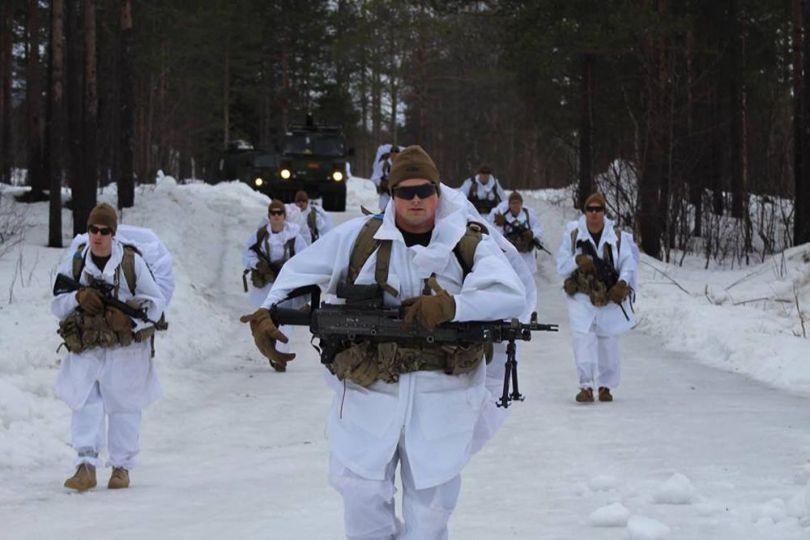 Militaire - Otan - Norvège