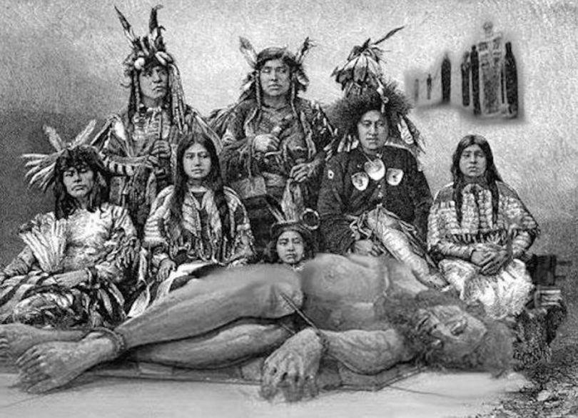 Native – Amérindiens - Giant Human