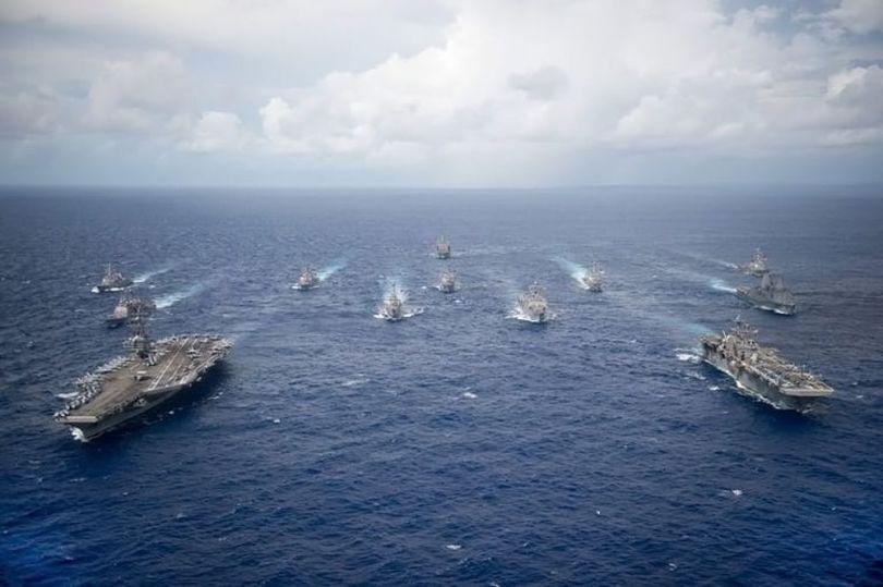 Navires américains