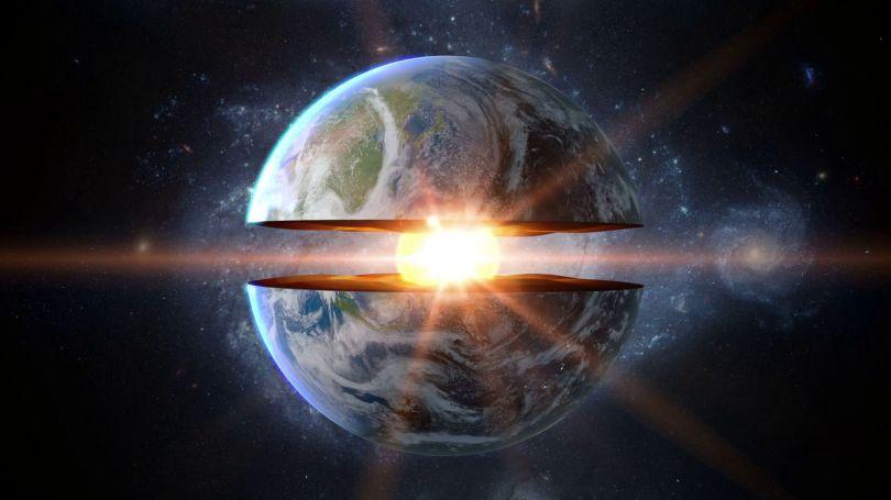 Noyau terrestre - 2